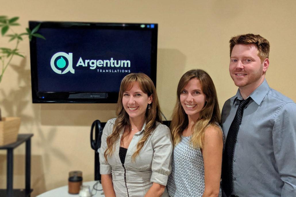 Argentum Translations Team